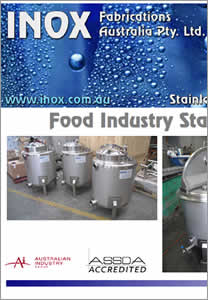 INOX Small Tanks