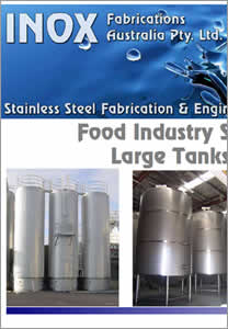INOX Large Tanks & Silos