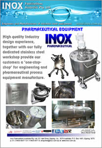 INOX Pharmaceutical Equipment